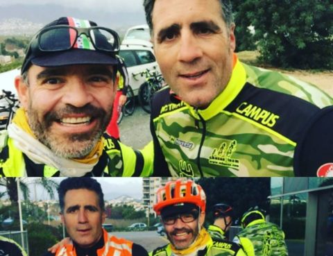 Clínica dental Giovanni Arenas, Pozuelo, Miguel Indurain, ciclismo, salud